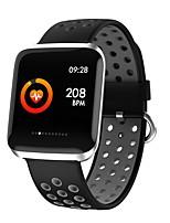 Недорогие -BoZhuo L2 Pro Умный браслет Android iOS Bluetooth Спорт Водонепроницаемый Пульсомер Измерение кровяного давления / Израсходовано калорий / Секундомер / Педометр / Напоминание о звонке