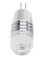 Недорогие -G4 2D 3 Вт светодиодные лампы AC / DC9-24V Свет с объективом