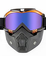 Недорогие -Универсальные Очки для мотоциклов Спорт УФ-защита / Ультрафиолетовая устойчивость / Региональный маска Терилен / ПК