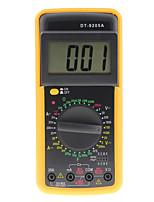 Недорогие -DT-9205A Цифровой мультиметр AC/DC Удобный / Измерительный прибор / Обнаружение потенциала тока и напряжения