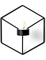 Недорогие -Современный современный Железо Подсвечники 1шт, Свеча / подсвечник