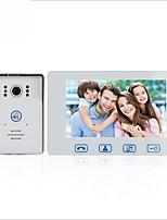 Недорогие -Factory OEM Проводное 7 дюймовый Гарнитура 800*480 пиксель Один к одному видео домофона