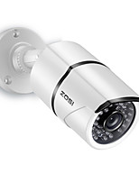 Недорогие -ZOSI® 2.0MP 1080p Full HD HD видеонаблюдение уличная внутренняя камера с сильным инфракрасным излучением 1080p HD-TV система безопасности камеры видеонаблюдения видео