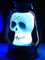 Недорогие -1шт LED Night Light Синий Творчество <5 V
