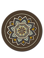 Недорогие -Основной коврик для мыши 20*20*0.2 cm Резина 032354