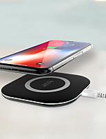 Недорогие -Беспроводное зарядное устройство Зарядное устройство USB USB Беспроводное зарядное устройство / Qi 1 USB порт 1 A / 1.2 A DC 9V / DC 5V для iPhone X / iPhone 8 Pluss / iPhone 8