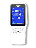 Недорогие -dm105d тестер формальдегида детектор качества воздуха aqi hcho tvoc многофункциональный детектор газа