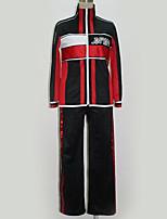 Недорогие -Вдохновлен Косплей Косплей Аниме Косплэй костюмы Косплей Костюмы Современный стиль Кофты / Брюки / Шорты Назначение Муж. / Жен.
