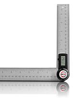 Недорогие -gemred 82305 - 00 7-дюймовый / 200 мм из нержавеющей стали цифровой угловой линейки транспортир
