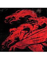 Недорогие -Основной коврик для мыши 22*18*0.2 cm Резина 032396