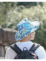 Недорогие -Универсальные Классический Шляпа от солнца Однотонный