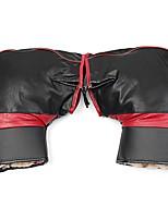 baratos -Mittens Unisexo Motos luvas Reunião / Courino Manter Quente / Resistente ao Choque / Protecção