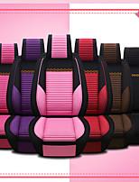 Недорогие -Чехлы на автокресла Чехлы для сидений Кофейный / Розовый / Розовый Кожа Деловые Назначение Универсальный Все года Все модели