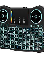 Недорогие -MT08 Air Mouse / Клавиатура / Дистанционное управление Мини 2,4 ГГц беспроводной Air Mouse / Клавиатура / Дистанционное управление Pico Назначение Android 4.0 / Android 4.1 / Android 4.2
