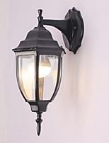 Недорогие -Cool Ретро Настенные светильники Спальня / Кабинет / Офис Металл настенный светильник 220-240Вольт 40 W
