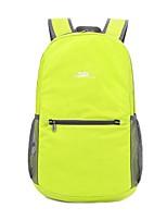 Недорогие -15-20 L Легкий упаковываемый рюкзак Рюкзаки - Легкость Пригодно для носки На открытом воздухе Пешеходный туризм Восхождение Походы Нейлон Морской синий Зеленый Темно-синий