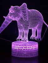 Недорогие -1шт LED Night Light Для детей / Творчество <=36 V