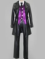 Недорогие -Вдохновлен Косплей Косплей Аниме Косплэй костюмы Косплей Костюмы Современный стиль Пальто / Жилетка / Блузка Назначение Муж. / Жен.