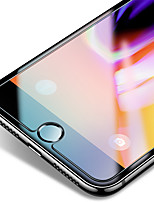 Недорогие -Cooho Защитная плёнка для экрана для Apple iPhone 8 Pluss / iPhone 8 / iPhone 7 Plus Закаленное стекло 1 ед. Защитная пленка для экрана HD / Уровень защиты 9H / Взрывозащищенный