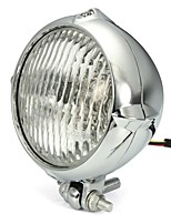 Недорогие -1 шт. H4 Мотоцикл Лампы 35 W Галогенная лампа Налобный фонарь Назначение Галлей Все года
