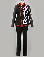 Недорогие -Вдохновлен Косплей Косплей Аниме Косплэй костюмы Косплей Костюмы С узором Пальто / Блузка / Кофты Назначение Муж. / Жен.