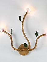 Недорогие -Творчество Простой Настенные светильники Спальня / В помещении Металл настенный светильник 220-240Вольт 1 W