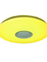 Недорогие -YWXLIGHT® Потолочные светильники Рассеянное освещение Акрил Несколько цветов, Диммируемая, Градиент цвета 85-265V RGB