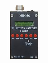 Недорогие -Factory OEM MINI60 HF ANT Другие измерительные приборы 1.0 to 9.99 Удобный / Измерительный прибор