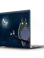"""Недорогие -MacBook Кейс Мультипликация ПВХ для MacBook Pro, 13 дюймов / MacBook Air, 13 дюймов / New MacBook Air 13"""" 2018"""