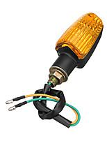 Недорогие -1 шт. Мотоцикл Лампы Светодиодная лампа Лампа поворотного сигнала Назначение Мотоциклы Все модели Все года