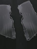 Недорогие -2pcs Автомобиль Автомобильные световые чехлы прозрачный Новый дизайн для Головной свет Назначение BMW 1998 / 1999 / 2000