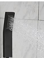 Недорогие -Современный Дождевая лейка Окрашенные отделки Особенность - Для душа, Душевая головка