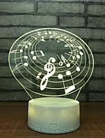 Недорогие -SKMEI Интеллектуальные огни 801 для Подарок / Спальня Светодиодная лампа / Креатив <=36 V