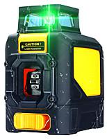 Недорогие -мини 360xc2xb0 зеленый 5-ти линейный лазерный уровень самовыравнивающийся вертикальный&измерение горизонтального уровня