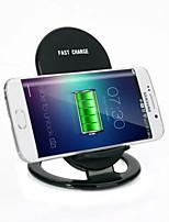 Недорогие -Беспроводное зарядное устройство Зарядное устройство USB USB Беспроводное зарядное устройство / Qi 1 USB порт 2 A DC 9V для iPhone X / iPhone 8 Pluss / iPhone 8
