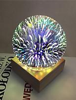 Недорогие -SKMEI Интеллектуальные огни WJD17092 для Спальня Светодиодная лампа / Цвета меняются / Креатив <=36 V