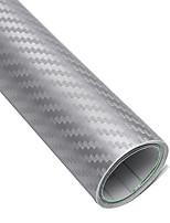 Недорогие -127x30см 3d углеродного волокна винил водонепроницаемый автомобиль упаковка лист рулонная пленка diy стикер для автомобиля мотоцикла