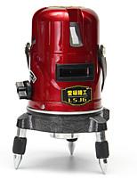 Недорогие -OEM 5 Line 6 Point 10~70m Лазерный дальномер Несколько режимов зарядки / Прост в применении для интеллектуального измерения дома / для инженерных измерений