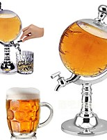 Недорогие -kcasa kc-wd917 новинка в стиле глобуса заправка газовый насос бар винный графин алкоголь ликер