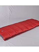 Недорогие -Спальный мешок на открытом воздухе Прямоугольный 0 °C Полиэстер Дожденепроницаемый Ультралегкий (UL) Быстровысыхающий Воздухопроницаемость Пригодно для носки Мягкость для