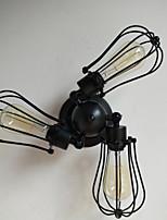 Недорогие -Творчество Традиционный / классический Настенные светильники Столовая / В помещении Металл настенный светильник 220-240Вольт 40 W