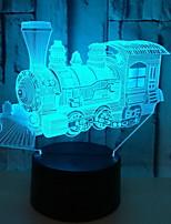 Недорогие -1шт LED Night Light Дистанционно управляемый / Творчество 5 V