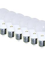 Недорогие -EXUP® 6шт 5 W 450 lm E26 / E27 Круглые LED лампы 15 Светодиодные бусины SMD 2835 Творчество / обожаемый / Cool Тёплый белый 85-265 V