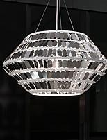 Недорогие -ZHISHU 6-Light геометрический / Оригинальные Подвесные лампы Рассеянное освещение Электропокрытие Металл Мини, Творчество 110-120Вольт / 220-240Вольт