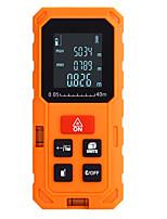 Недорогие -OEM S40 40 0.2~40m Лазерный дальномер Прост в применении / Ультралегкий (UL) для интеллектуального измерения дома / для инженерных измерений