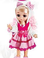 Недорогие -Модная кукла Говорящая игрушка Девочки 16 дюймовый Силикон - Smart как живой Дети / подростки Детские Универсальные Игрушки Подарок