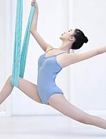 abordables -Danse classique justaucorps Femme Entraînement / Utilisation Nylon Ruché Sans Manches Collant / Combinaison