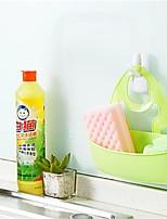 Недорогие -Кухонная организация Коробки для хранения Пластик Творческая кухня Гаджет / Прост в применении 1шт