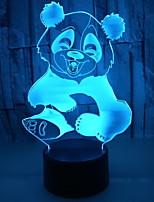 Недорогие -1шт LED Night Light Для детей / Мультипликация <=36 V