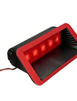 Недорогие -1 шт. Проводное подключение Автомобиль Лампы 5 Светодиодная лампа Тормозные огни Назначение Универсальный / Volkswagen / Toyota Дженерал Моторс Все года